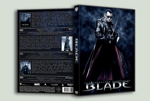 Blade Trilogy by Amun82