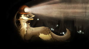 The Caves by HermiTheHusky