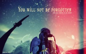 Normandy - You will not be forgotten by Belanna42