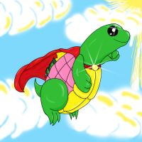 Tamten the Turtle by T-babe