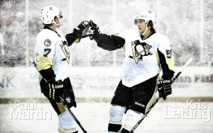 Letang and Martin Wallpaper by XxBMW85xX