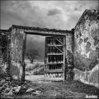 Outdoor I see desolation by Buri65