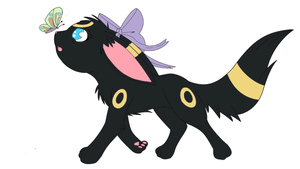 Umbreon by Chellecakes