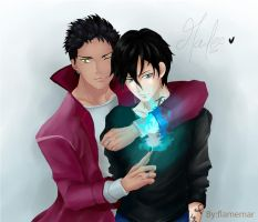 MALEC  - W E E K by FlameMar
