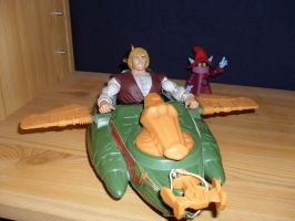 Wind Raider MOTUC 800 by Seblebon