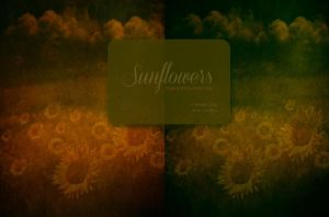 PackTextures - Sunflowers by ROSASINMAS