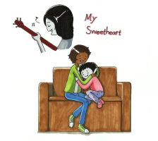 MY Sweetheart by gmil123