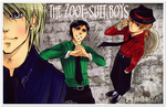 The Zoot-Suit Boys by jailbaitCAT