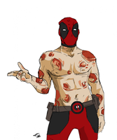 Wade by BlitheFool