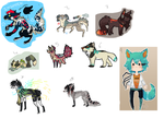 ADOPTS FOR SALE by viruses