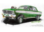 Falco' Gasser by HorcikDesigns