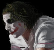 Joker (Work in Progress_1) by Chachava