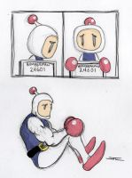 Bomberman is Evil by jsos