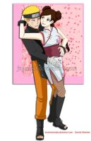 NaruTen: Valetine's Day Hug (Full Ver) by JuPMod