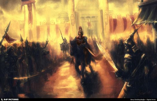 conquest by barisgbo