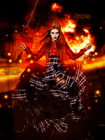 Holland Roden 'Everybody Wants To Rule The World' by titaniyskaya