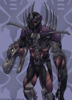 Beast Wars Movie Megatron by Transypoo