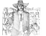 Red Dead Redemption E by NStevenHarris