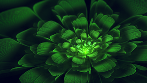 Earth Day Flower by ThoughtWeaver