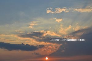 Sunset by Daneas