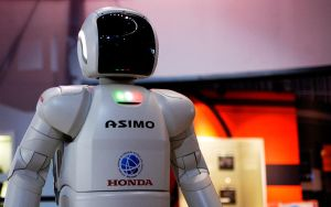 Asimo by snacktime