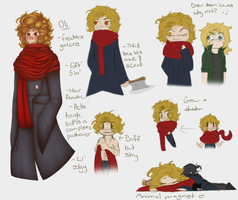 Older Oli Concept (WIP) by TheScarletCrow
