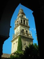 Mosque of Cordoba by hnl