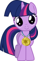 Twilight Wins Gold by punzil504