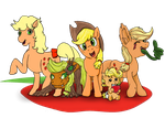 Applejack appreciation post by Fundz64