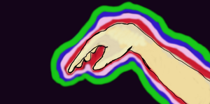 hand by 1fuckedupartist