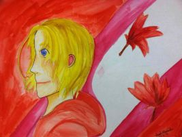 Watercolor Canada by Amyxkuzunoha1997