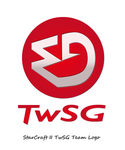 StarCraft II TwSG Team Logo by xuqing
