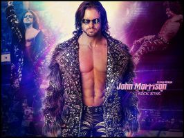 John Morrison Wallpaper by Cre5po
