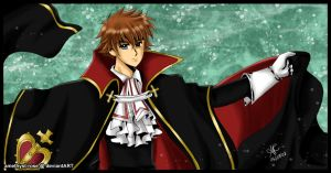 +Clone Syaoran+ by amethyst-rose
