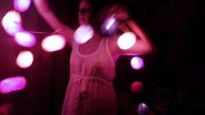 Dance with the light by Driif