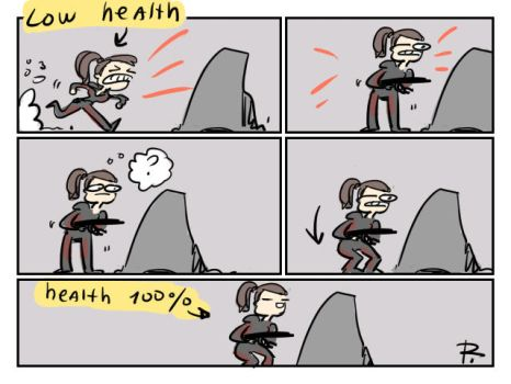 Mass Effect: Andromeda, 1 by Ayej