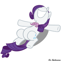 Rarity pleased by SirSpikensons