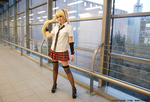 Marie Rose Cosplay form DOA5U/DOALR by KyokoCherry