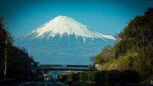 Mt. Fuji by Milton-Andrews
