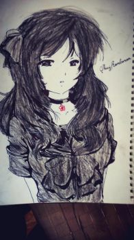 another last year drawing by shiviumeshh