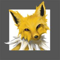 Jolteon by Bagginsbaby23