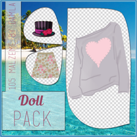 Doll Pack by 1Damla
