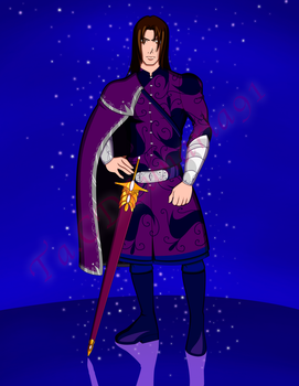 Prince Alistair Hilliard II by TaCDLunaria91