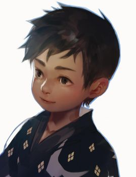 child shen by SiaKim