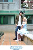 Chobits: Lets Go out, Chii by lazyeight