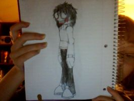 Jeff the killer by accailia118