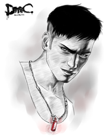 DmC : Dante by YourBloodDay