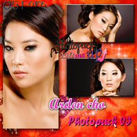Photopack 03 Arden Cho by PhotopacksLiftMeUp