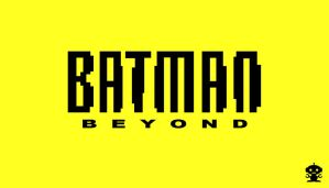 1997 Batman Beyond Cartoon Title Logo by HappyBirthdayRoboto
