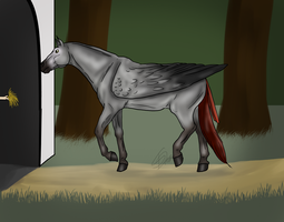 Lure in the stable by Saerl